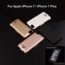 For Apple iPhone 6/7/7 Plus External Backup Battery Charging Cover Case Charger