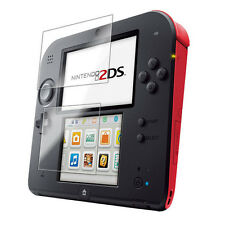 1x 2x Lot Top+Bottom HD Ultra Clear LCD Screen Protector Shield For Nintendo 2DS
