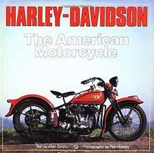 USED (GD) Harley-Davidson : The American Motorcycle : The Milestone Motorcycles