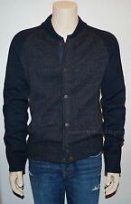 New Abercrombie & Fitch Men's McLenathan Bay Wool Sweater Jacket Size M, L, XL