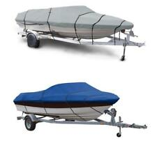Waterproof 600D UV Protection 14-16/17-19/20-22ft Fishing Ski Boat Cover Storage