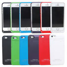 2200mAh Portable External Power Bank Backup Battery Charger Case iPhone 5 5S US
