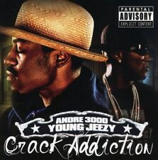 Young Jeezy, Andre 3000: Crack Addiction  Audio CD
