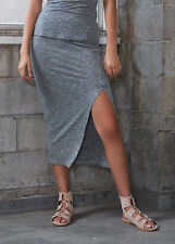 NEW THE FIFTH LABEL THE REAL THING  SIDE SPLIT SKIRT XXS & XSMALL