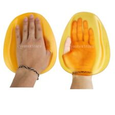 Swimming Hand Paddles Fins Web Gloves Swim Surfing Flippers Training Aids S/M/L