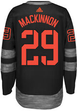 Nathan MacKinnon North America World Cup Of Hockey Adidas Premier Home Jersey
