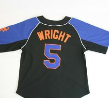 DAVID WRIGHT #5 NEW YORK METS AUTHENTIC YOUTH JERSEY