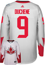 Matt Duchene Team Canada World Cup Of Hockey Adidas Premier Away Jersey