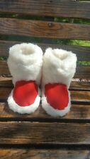 New Hot Men 100% Sheep Wool Leather 144r House Home Indoor Slippers Lot US 9 10