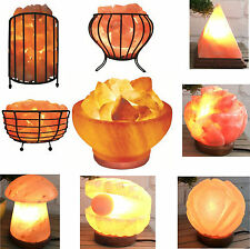 Himalayan Salt Lamp Ionizing Air Purifier Rock Salt On/Off Switch 1.5kg-13kg
