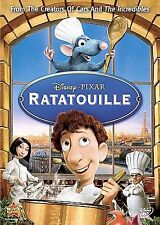 RATATOUILLE (NEW DVD) Factory Sealed, Never Been Opened or Played, Ships Fast!
