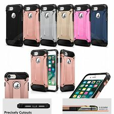 For Apple iPhone 7 Plus - Tough Military Armour Rugged Hard Rugged Armor Case