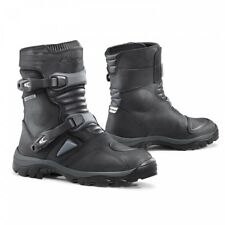 Forma Adventure Low Leather Enduro ATV Touring Waterproof Motorcycle Boots Black