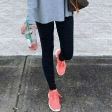 Hot Pink Running Sneaker - Fabric Knitted Lace Up Sneaker Shoe