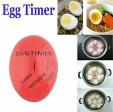 Magic Color Changing Egg Timer Kitchen Cook Cooking Boil Eggs Thermometer New FE