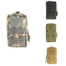 Outdoor Tactical Molle Belt Bag Waist Pack Fanny Phone Pouch Camping Hiking Bag
