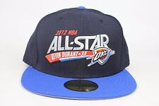 Oklahoma City Thunder #35 Kevin Durant 2012 All Star New Era 59Fifty Fitted Hat