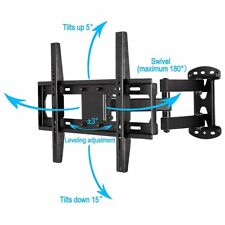 """New Professional Flat Screen TV Wall Mount for Samsung Sharp Supports 30"""" to 70"""""""