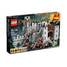 LEGO Lord of the Rings 9474 Battle of Helm's Deep NEW and Sealed