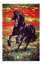 Lesley Harrison Bold and Beautiful Canvas Giclee