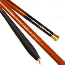 Telescopic Travel Spinning Pole Fishing Rod Professional Hand Pole Carbon Fiber