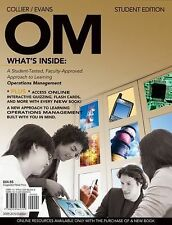 Available Titles CengageNOW Ser.: OM 2008 (with Review Cards and Student...