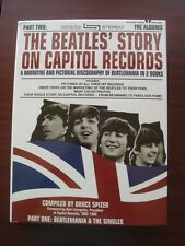 The Beatles Story on Capitol Records Books by Bruce Spizer SEALED with SLIPCASE