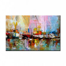 Hand-painted Famous Oil Painting Modern Abstract Canvas Oil Painting 36'' A#1