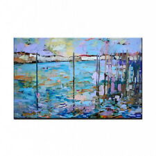 Hand-painted Famous Oil Painting Modern Abstract Canvas Oil Painting 36'' A#3