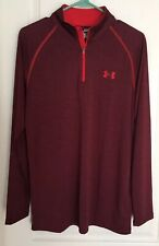 Under Armour Mens UA Tech 1/4 Zip Shirt New Mens  1242220-604, NWT