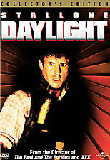 Daylight (DVD, 1998, Collectors Edition Widescreen) Sylvester Stallone - Used