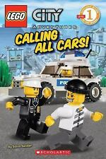 Lego City: Calling All Cars! by Sonia Sander (2010, Paperback)