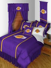 Los Angeles LA Lakers Bed In A Bag Set