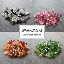 SWAROVSKI Crystal Xilion Bicones Bead MIXES: #5328: MANY COLOURS: 3mm 4mm & 6mm