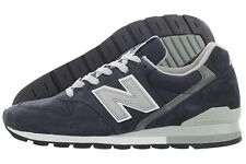 New Balance 996 M996NAV Navy White Suede Casual Classic Shoes Medium (D, M) Men