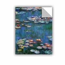 'Water Lillies' Removable Wall Art Mural
