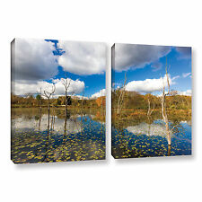 'Beaver Marsh' Gallery wrapped canvas