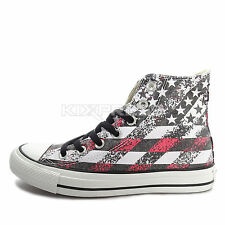 Converse Chuck Taylor All Star [148703C] Casual USA Flag White/Black-Red