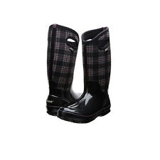 Bogs Classic Winter Plaid Tall Boots Womens Outdoor Boots Womens Sizes 6-10