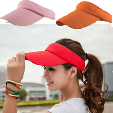 New Adjustable Unisex Men Women Tennis Golf Sports  Headband Cap 2017 Sun Visor