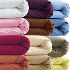 "Real 800TC 100% Egyptian Cotton Ultra Soft Solid 4PC Sheet Set 10""Deep CA Size"