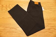 NWT MEN'S LUCKY BRAND JEANS 329 Multiple Sizes Classic Straight Black $99
