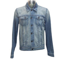 Womens Adidas Neo Tracker Light Blue Denim Jacket RRP £39.99
