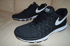 New Men's Nike Free Trainer 5.0 V4 Black Running Shoes 579809-010 sz 9.5