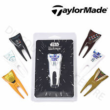 TaylorMade Star Wars Golf Pitch Repair Divot Tool and Magnetic Ball Marker