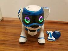 Tekno The Robotic Puppy with Bone and Ball