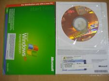 MICROSOFT WINDOWS XP HOME WITH SP2 FULL OPERATING SYSTEM OS MS WIN =BRAND NEW=