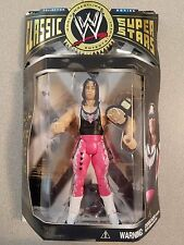 WWE JAKKS CLASSIC SUPERSTARS SERIES 1 BRET HITMAN HART BRAND NEW/SEALED RARE