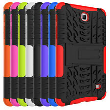 "For Samsung Galaxy Tab 4 7.0"" T230 Hybrid Tablet Armor Rugged Cover Hard Case"