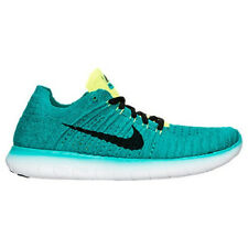 NIKE MENS FREE RN FLYKNIT RUNNING CLEAR JADE TEAL  SHOES **FREE POST AUSTRALIA